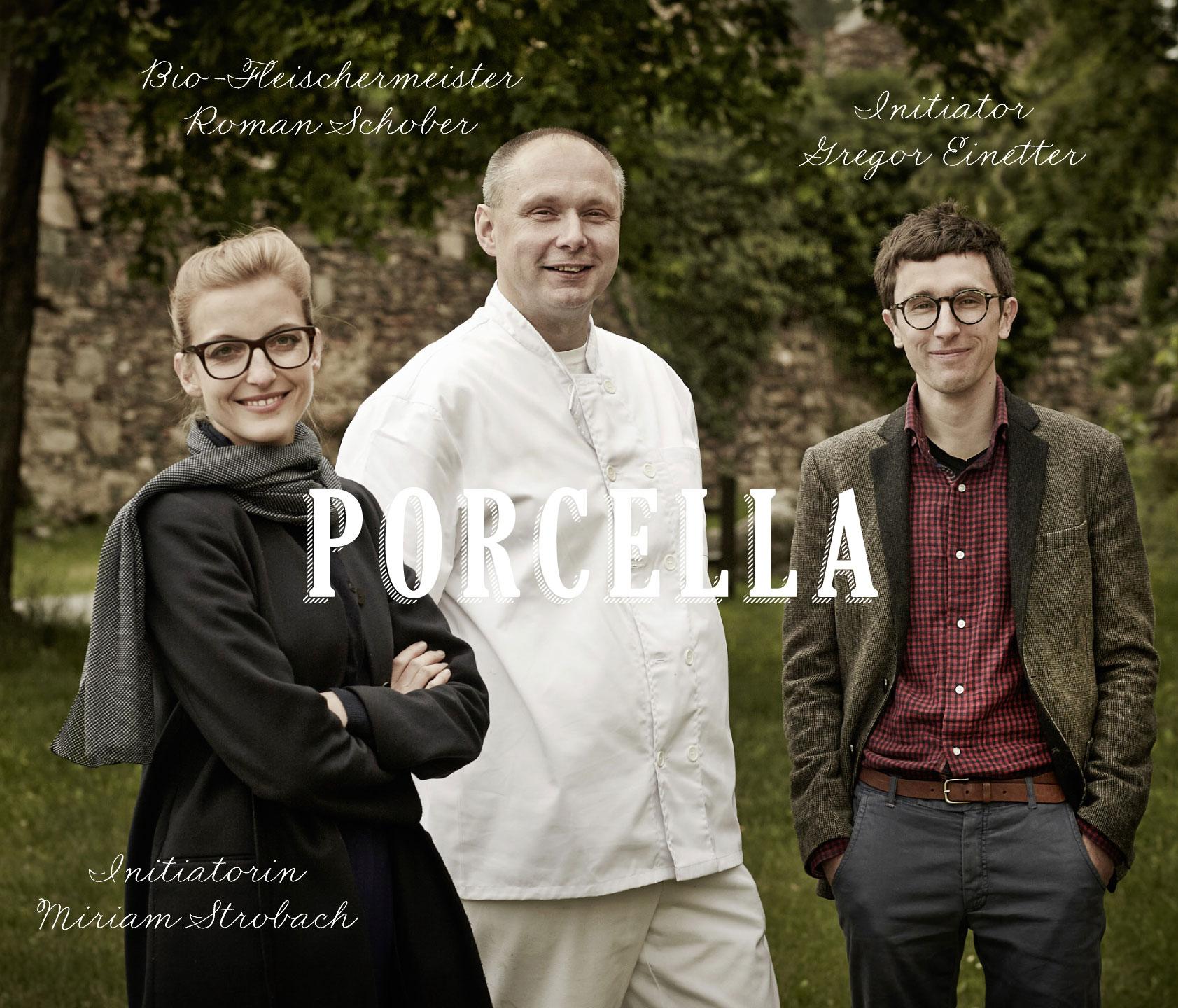 Porcella_Fleischer und Initiatoren_beschriftet© Le Foodink
