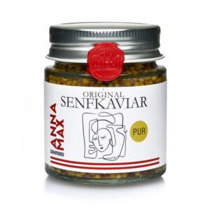 Senfkaviar Pur von Annamax