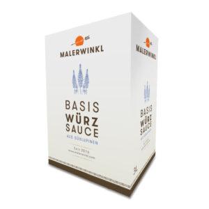 Basiswuerzsauce 3 Liter Malerwinkl