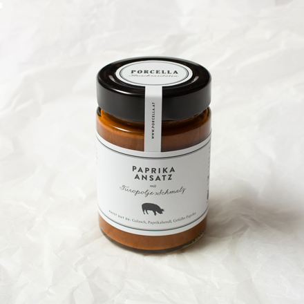 Paprika-Ansatz