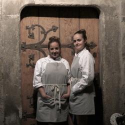 Isalola - Mariola Spiegelfeld und Isabelle Stepski