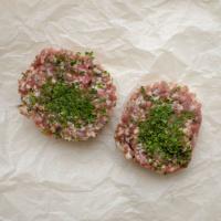 Bio-Lamm-Burger-Pattys