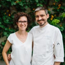 Claudia und Manuel vom Baerenwirt