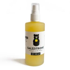 Salzzitrone, Bärenwirt