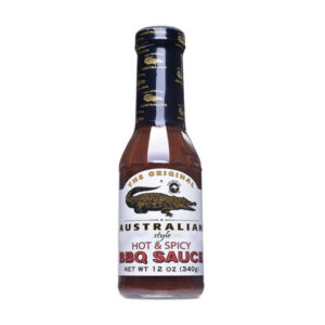 Australian Hot & Spicy BBQ Sauce