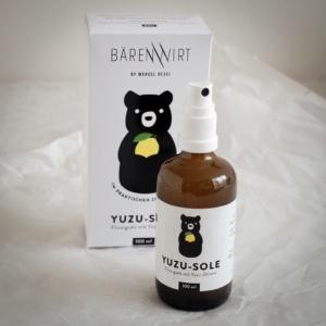 Bärenwirt Yuzu-Sole