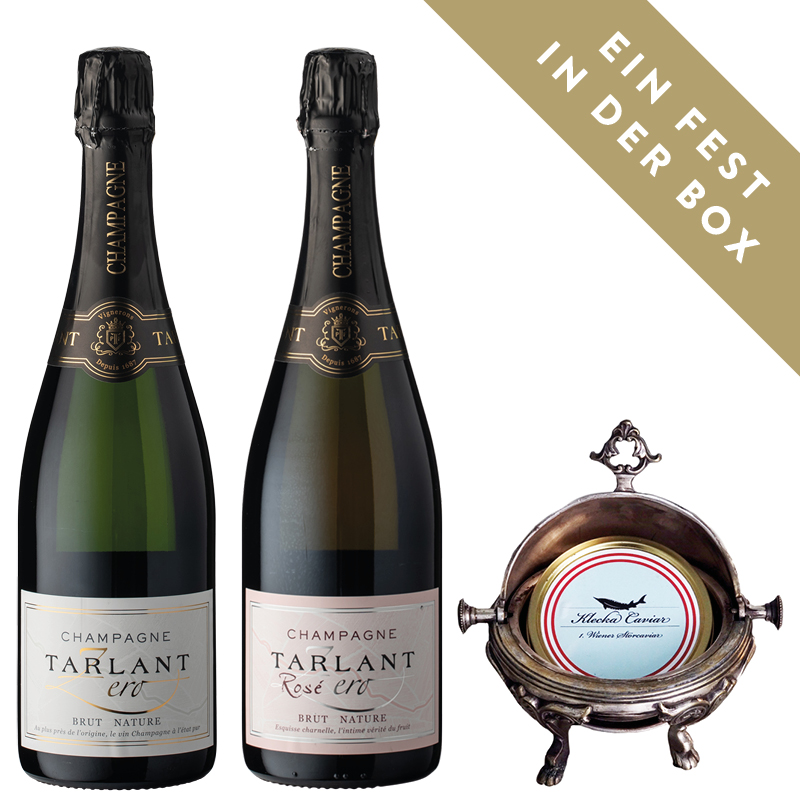 Champagner & Kaviar-Box