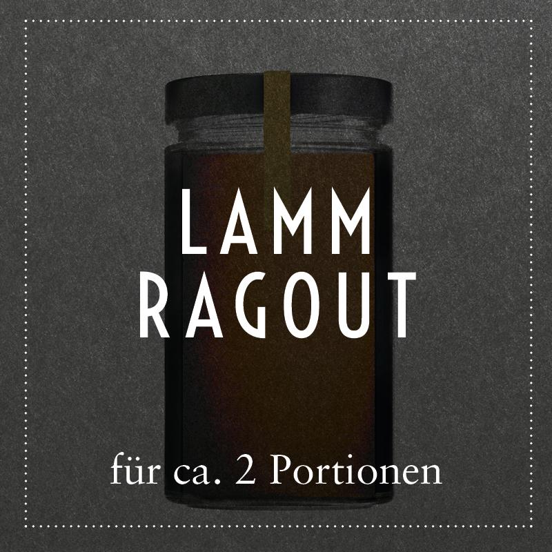 Lamm-Ragout