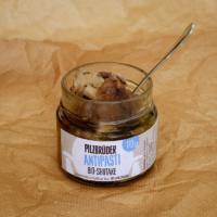 Pilzbrüder Antipasti Bio-Shitake (c) Porcella