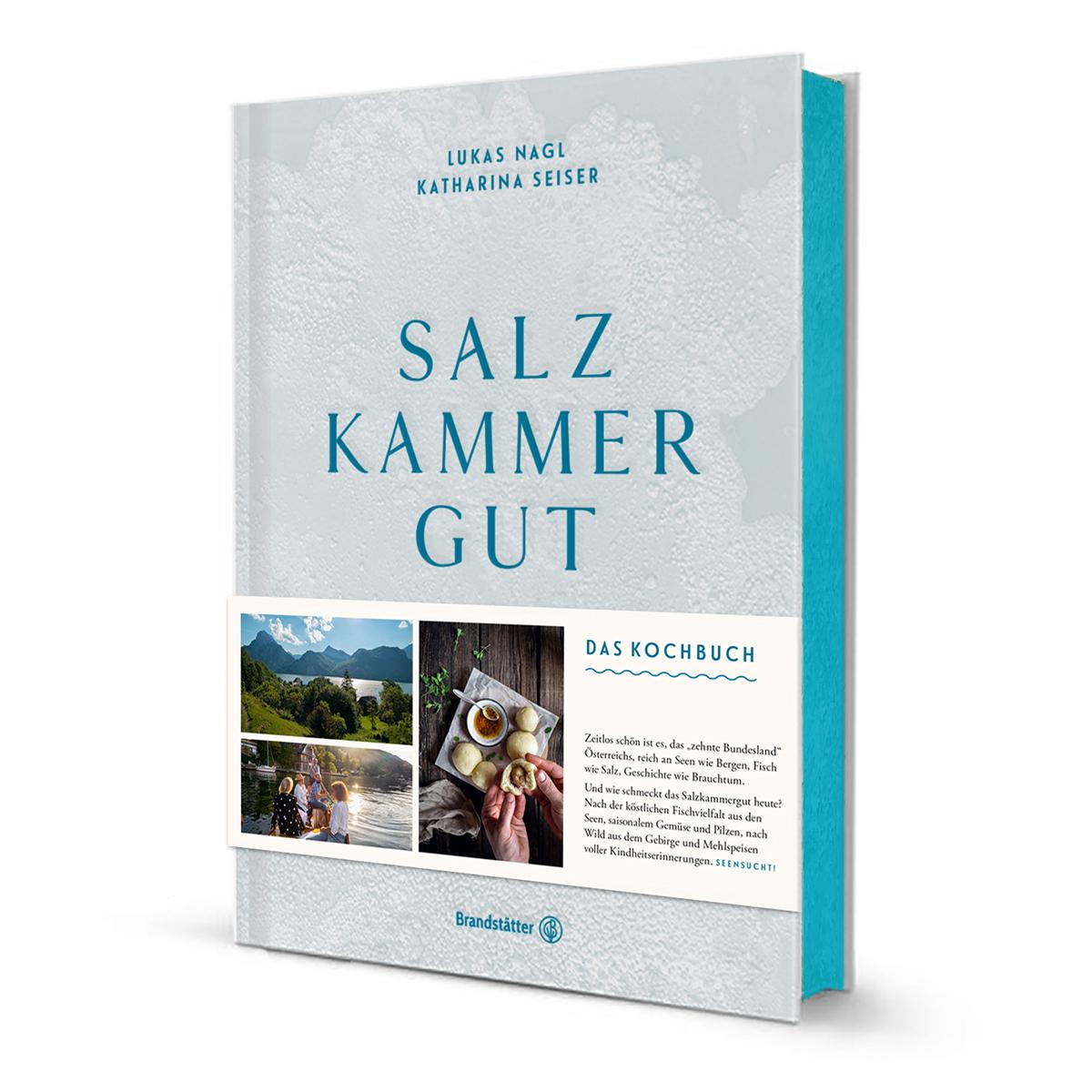 Buchcover Salzkammergut Kochbuch