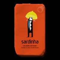 Sardinen in Olivenoel mit Zitrone von Sardinha