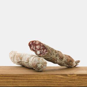 finocchiona-salami, klein, von savigni