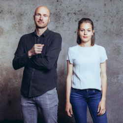 Bernhard und Theresa Liszt