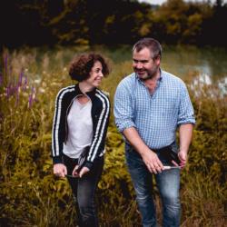 Bio-Champagner Produzenten Melanie und Benoit Tarlant