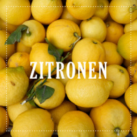 Zitronen aus Sizilien von Nino Crupi