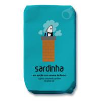 Sardinen leicht geräuchert in olivenöl von SARDINHA