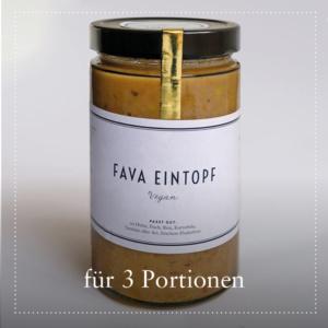 Fava-Eintopf von Konstantin Filippou