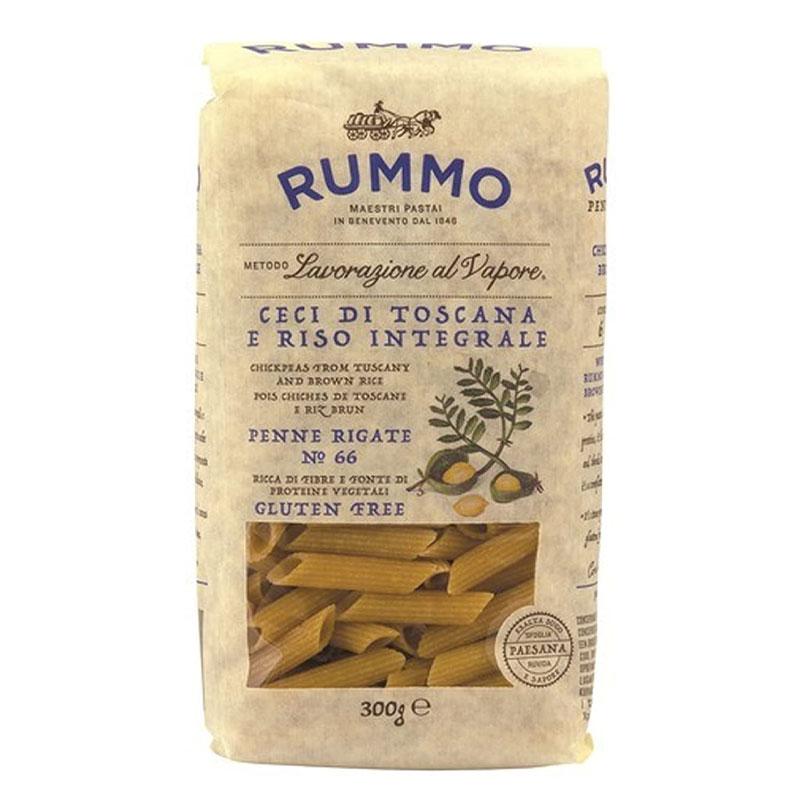 PENNE RIGATE CECI E RISO rummo kichererbsen pasta