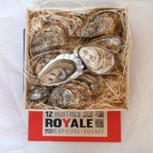 Austern Royale